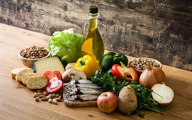 Hujšanje z dieto DASH