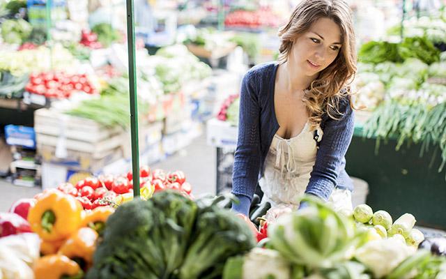 Hujšanje s sadjem in zelenjavo