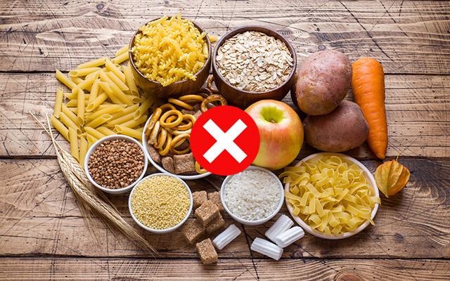 Dieta brez OH