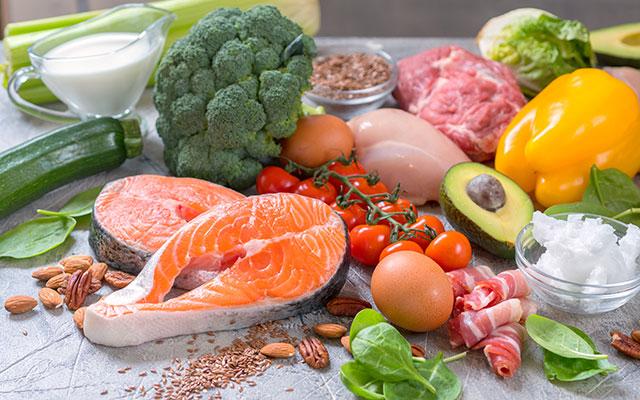 LCHF dieta - dovoljena živila